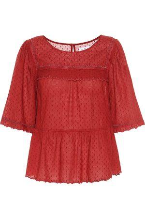 Velvet Raina cotton shirt