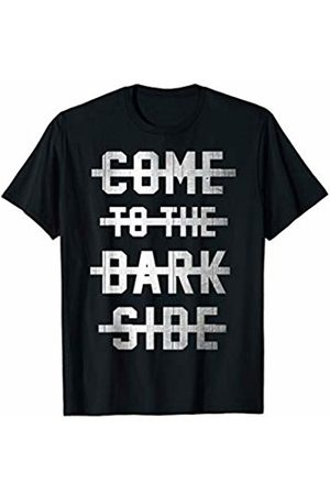 STAR WARS Come To The Dark Side Silver Graphic T-Shirt