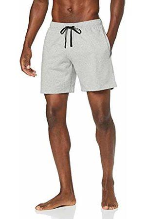 Schiesser Men's Mix & Relax Long Boxer Pyjama Bottoms, Blend 202