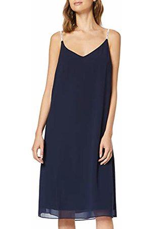 Tommy Hilfiger Women's Tjw Strap Dress ( Iris 002)