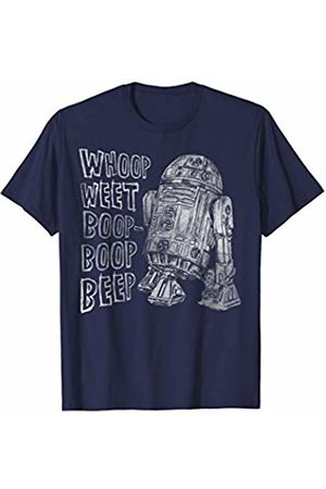 STAR WARS R2-D2 Words of Wisdom Graphic T-Shirt