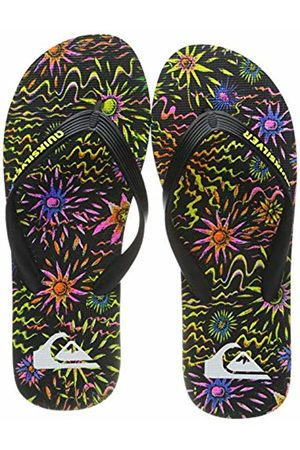 Quiksilver Molokai Art-Flip-Flops for Men Beach & Pool Shoes, / Xkky