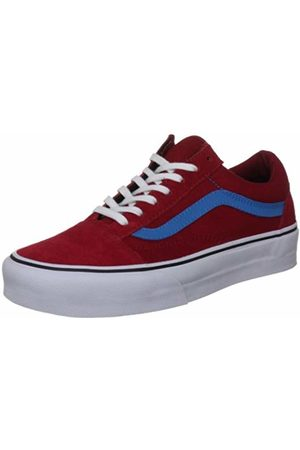 Vans Old Skool Leather, Unisex-Adults' Low-Top Trainers