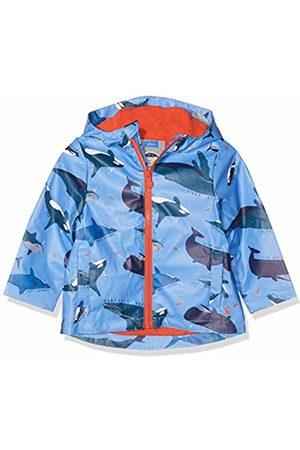Joules Boy's Skipper Raincoat, Whales