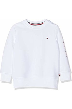 Tommy Hilfiger Baby Boys' Flags Interlock Crew Sweatshirt, (Bright 123)
