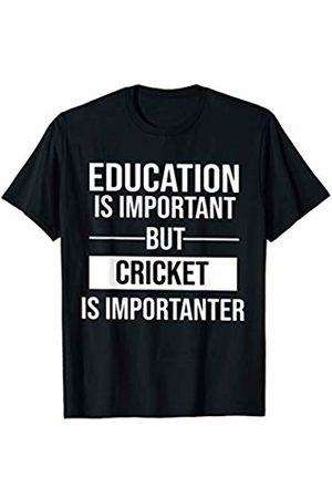 Cricket Jersey And Tee Co. Funny Cricket Fan T-Shirt. Indian Cricket Fans TShirt