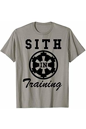 STAR WARS SITH In Training Black Out Logo Graphic T-Shirt