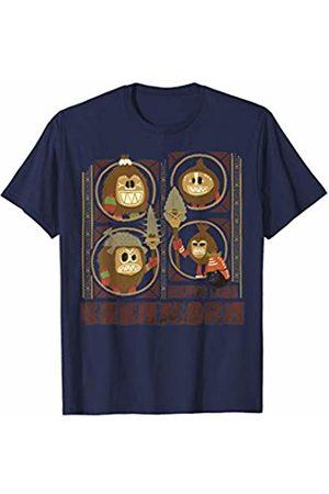 Disney Moana Fear the Kakamora Graphic T-Shirt C1
