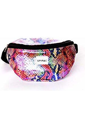 Spiral Snake - Shimmer Bum Bag Sport Waist Pack, 23 cm