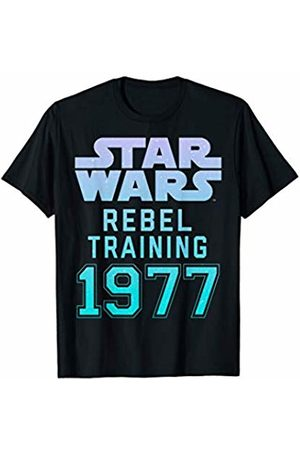 STAR WARS Rebel Training 1997 Fade Graphic T-Shirt