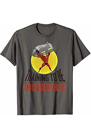 Disney Pixar Incredibles Training To Be Incredible T-Shirt