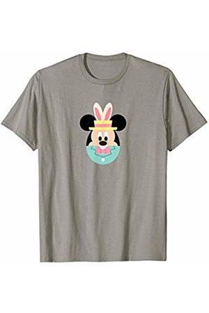 Disney Mickey Mouse Bunny Ears Easter Egg T-Shirt