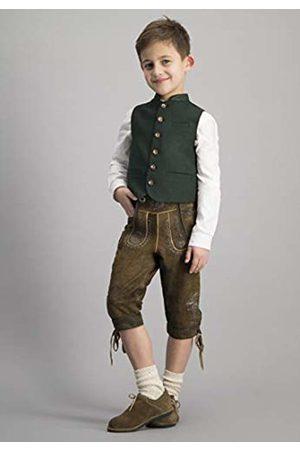 Stockerpoint Boy's Weste Alois Jr. Trachtenwesten