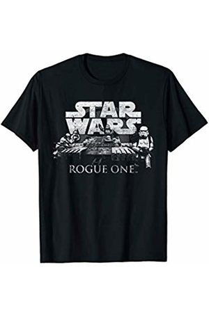STAR WARS Rogue One Tank Troopers Logo Graphic T-Shirt