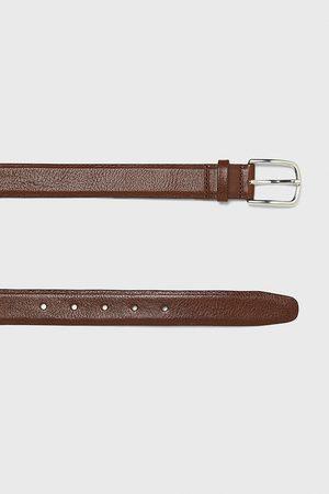 Zara Men Belts - Leather belt