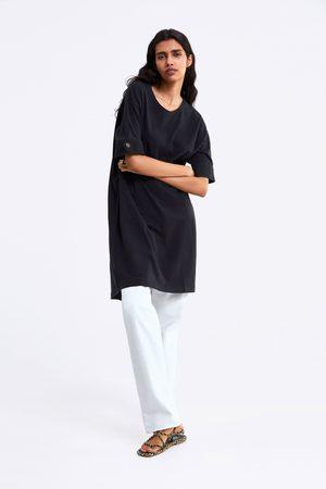 Zara Dress with button details