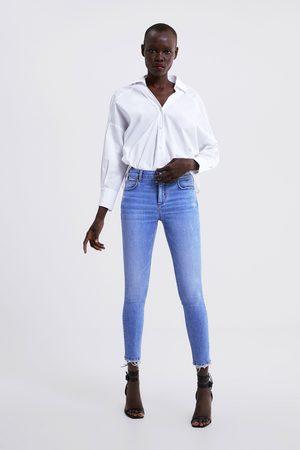 Zara Mid waist skinny z1975 jeans