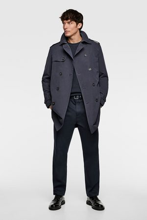 Zara Water-repellent trench coat