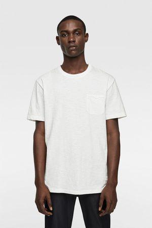 Zara T-shirt with pocket