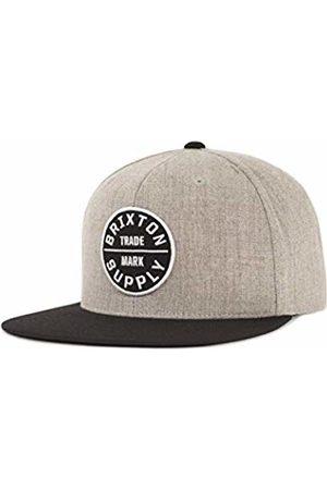 Brixton Men's Oath III Snapback Hat