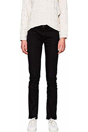 Esprit Women's 997ee1b817 Straight Jeans, ( 001)