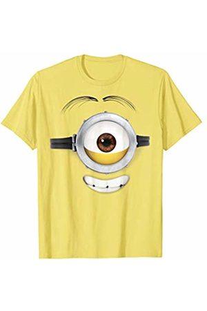 Minions One Eye Stuart Smile Face T-Shirt