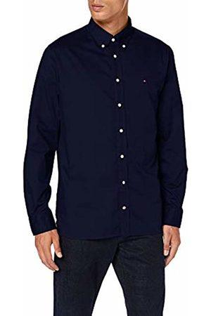 Tommy Hilfiger Men's Stretch Twill Shirt T