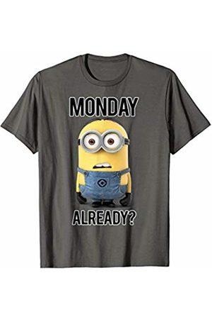 Minions Monday Already Surprised Minion T-Shirt