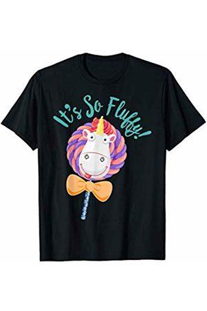 Minions It's So Fluffy Unicorn Lollipop T-Shirt