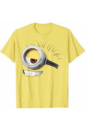 Minions One Eye Smirk Face T-Shirt