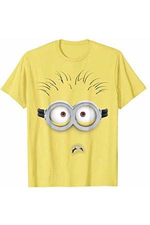 Minions Two Eye Bob Frown Face T-Shirt