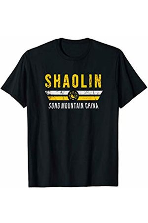 Shaolin Temple Kung Fu Shaolin Kung Fu Chinese Martial Arts Training T-Shirt