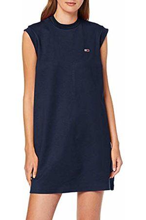 Tommy Hilfiger Women's Tjw A-line Piping Dress ( Iris 002)
