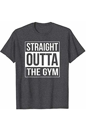 FitnessZone Pro Apparel Straight Outta The Gym Parody T-Shirt