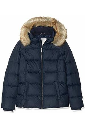 Tommy Hilfiger Girl's Essential Basic Down Jacket 002