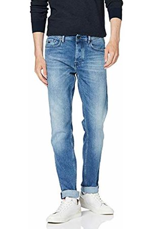 HUGO BOSS Men's Taber BC' Straight Jeans, Bright 436