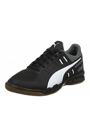 Puma Men's AURIZ Futsal Shoes, -Castlerock-Gum 03
