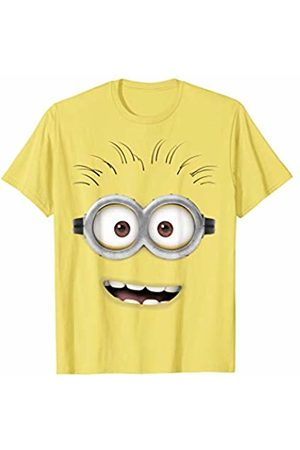 Minions Two Eye Tom Open Smiley Face T-Shirt