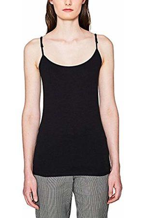 Esprit Women's 997cc1k818 Vest, ( 001)