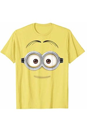Minions Simple Happy Face T-Shirt