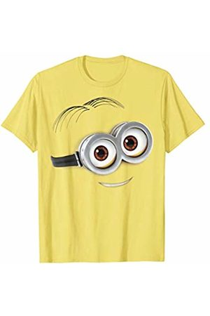 Minions Two Eye Cute Side Smile Face T-Shirt