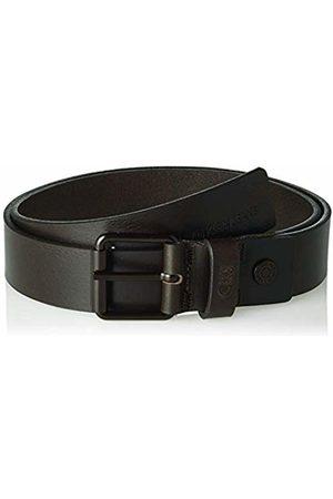 Calvin Klein Men's J 3.5cm Adj Leather Belt 001)