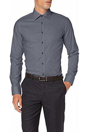 Seidensticker Men's X-Slim Fit Langarm mit Business Kent-Kragen Bügelfrei Uni-100% Baumwolle Formal Shirt