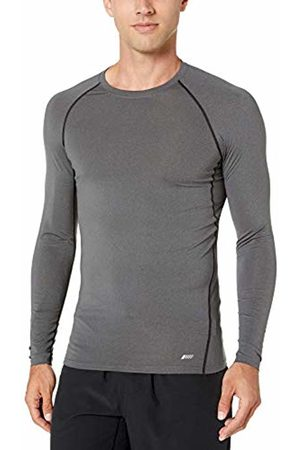 Amazon Control Tech Long-sleeve Shirt Charcoal Heather