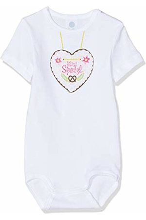 Sanetta Baby Rompers - Baby Girls' Body 1/2 w.Print Bodysuit, ( 10)