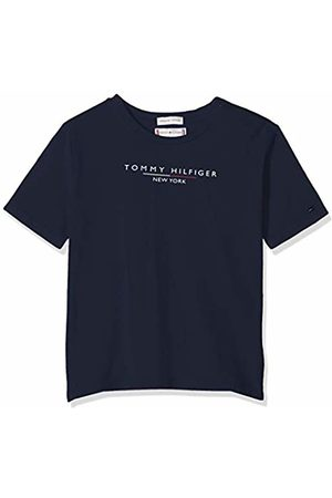 Tommy Hilfiger Girl's Essential Hilfiger Tee S/s T-Shirt