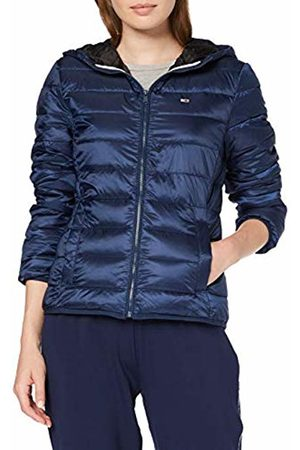 Tommy Hilfiger Women's Tjw Quilted Zip Thru Jacket