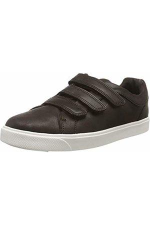 Clarks Boys' City Oasislo K Low-Top Sneakers, Leather