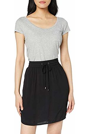 Saint Tropez Women's Elastic Waist Skirt ( 1)