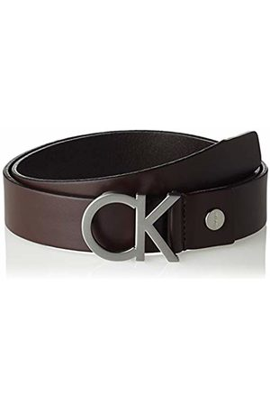 Calvin Klein Men's Ck Adj. Buckle Belt (Turkish Coffe 201)